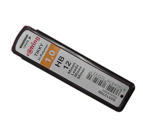 ロットリング シャープ芯[1.0mm]HB(S0312700)