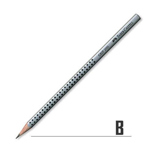 ファーバーカステル グリップ2001鉛筆 B