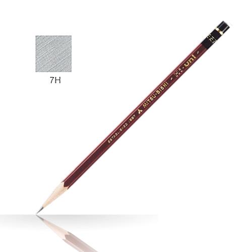 三菱 ハイユニ鉛筆 7H