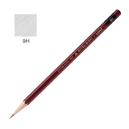三菱 ユニ鉛筆 9H