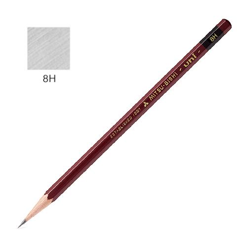 三菱 ユニ鉛筆 8H
