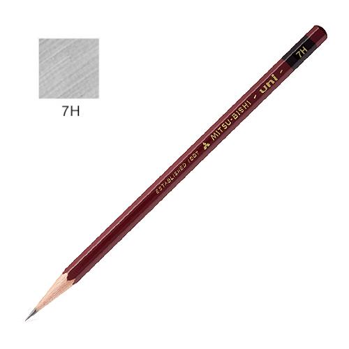 三菱 ユニ鉛筆 7H