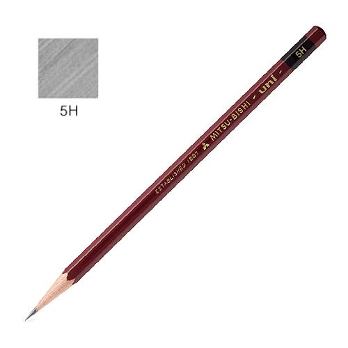 三菱 ユニ鉛筆 5H