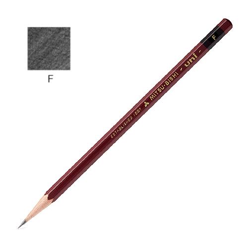 三菱 ユニ鉛筆 F