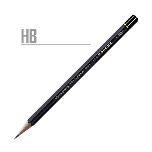 トンボ 鉛筆MONO[100]HB