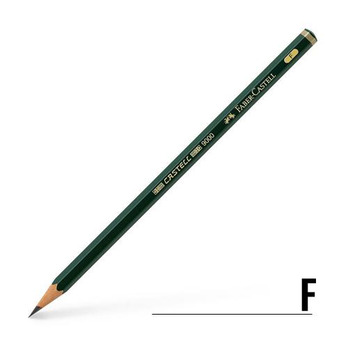 ファーバーカステル カステル9000鉛筆 F