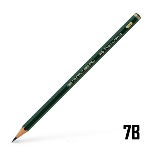 ファーバーカステル カステル9000鉛筆 7B