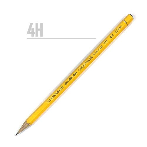 カランダッシュ テクノグラフ鉛筆 4H