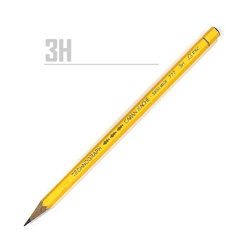 カランダッシュ テクノグラフ鉛筆 3H