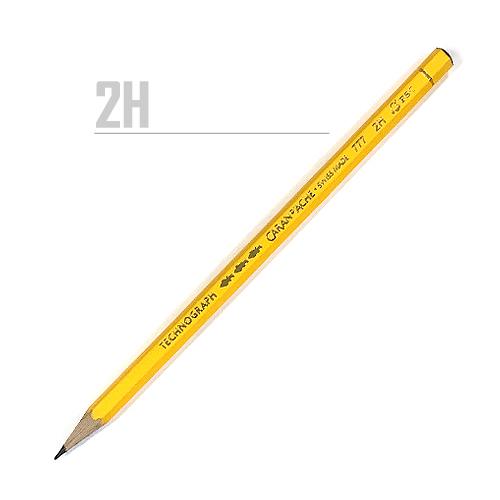 カランダッシュ テクノグラフ鉛筆 2H