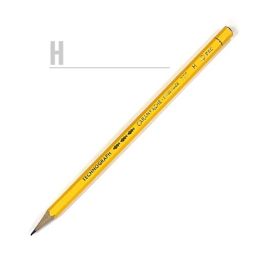 カランダッシュ テクノグラフ鉛筆 H