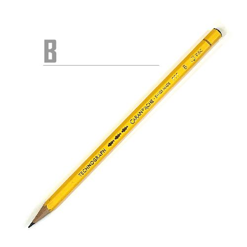 カランダッシュ テクノグラフ鉛筆 B