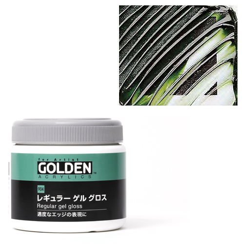 ゴールデン  レギュラーゲル[グロス]350ml