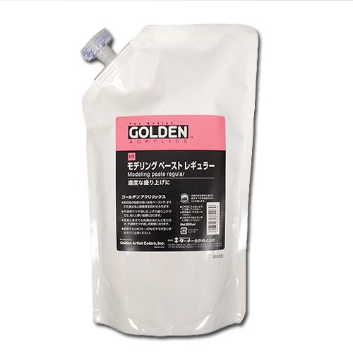 ゴールデン モデリングペースト[レギュラー]900ml(パック)