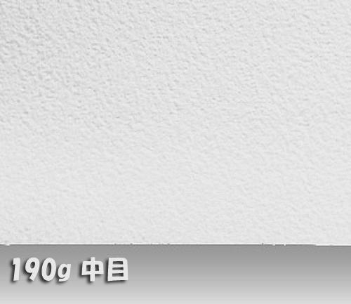 ウォーターフォードホワイト水彩紙190g【中目】中判:10枚