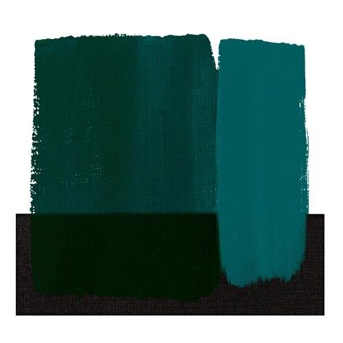 マイメリ アーティスティ油絵具60ml 340パーマネントグリーンディープ
