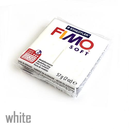 フィモソフト ホワイト(8020-0)