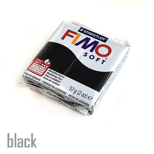 フィモソフト ブラック(8020-9)