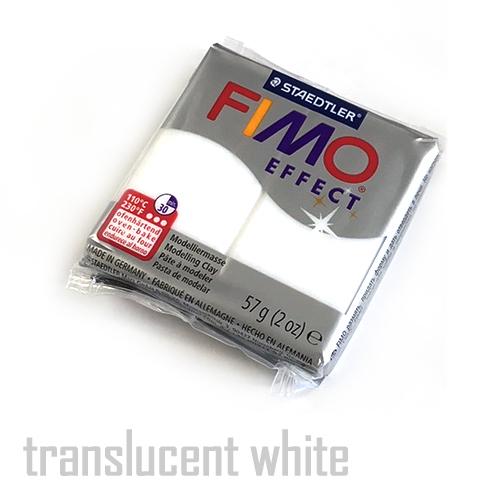フィモエフェクト 半透明ホワイト(8020-014)