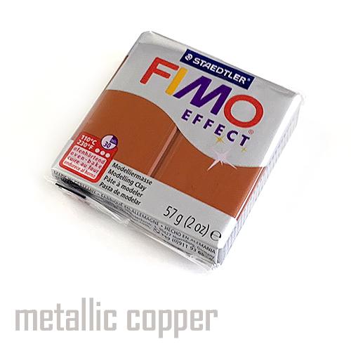 フィモエフェクト メタリックカッパー(8020-27)