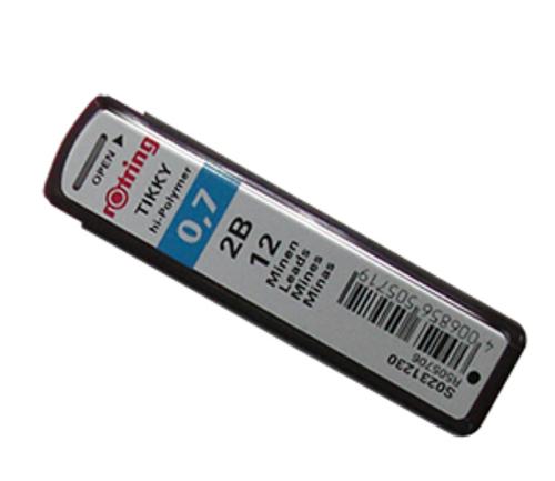 ロットリング シャープ芯[0.7mm]2B(S0231230)