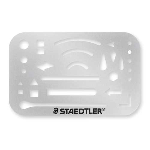 ステッドラー 字消板(529 50)
