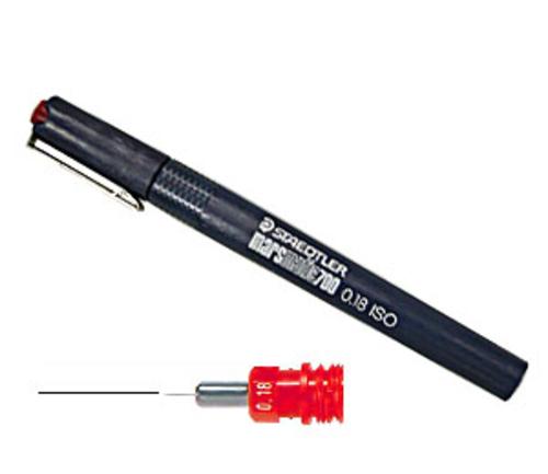 ステッドラー マルスマチック[0.18mm]ISO(700 M018)