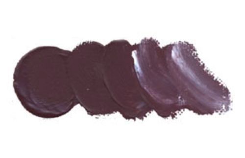 ホルベイン 油絵具6号(20ml) H025 カドミウムマルーン