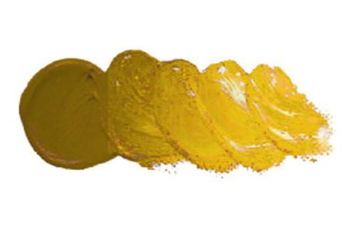 ホルベイン 油絵具6号(20ml) H068 ニッケルアゾイエロー