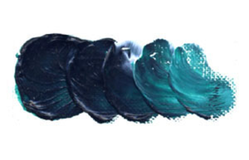 ホルベイン 油絵具6号(20ml) H071 ビリジャンヒュー