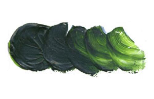ホルベイン 油絵具6号(20ml) H076 サップグリーン