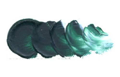 ホルベイン 油絵具6号(20ml) H083 カドミウムグリーンディープ