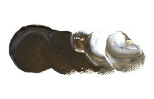 ホルベイン 油絵具6号(20ml) H142 ローアンバー