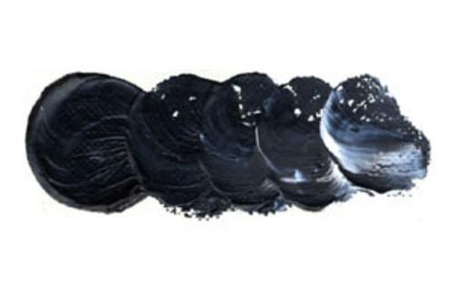 ホルベイン 油絵具6号(20ml) H154 アイボリーブラック