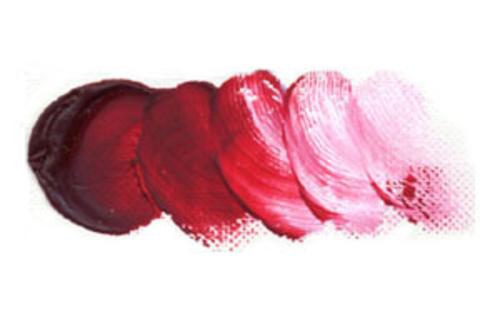 ホルベイン 油絵具9号(40ml) H202 カーマイン