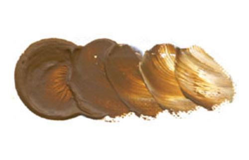 ホルベイン 油絵具9号(40ml) H241 ゴールドオーカー