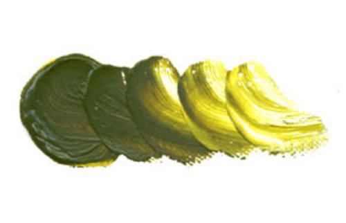 ホルベイン 油絵具9号(40ml) H247 グリニッシュイエロー