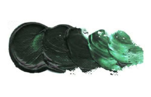 ホルベイン 油絵具9号(40ml) H280 パーマネントグリーンディープ