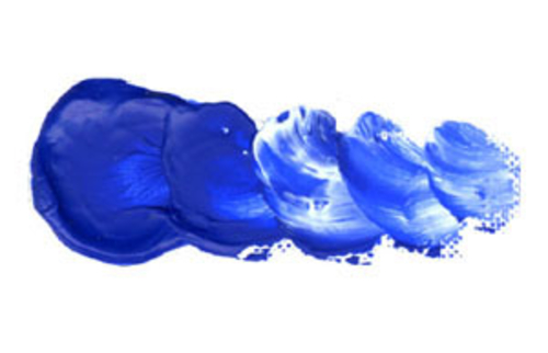 ホルベイン 油絵具9号(40ml) H302 コバルトブルーペール