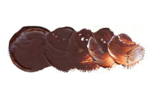 ホルベイン 油絵具9号(40ml) H345 バーントシェンナ