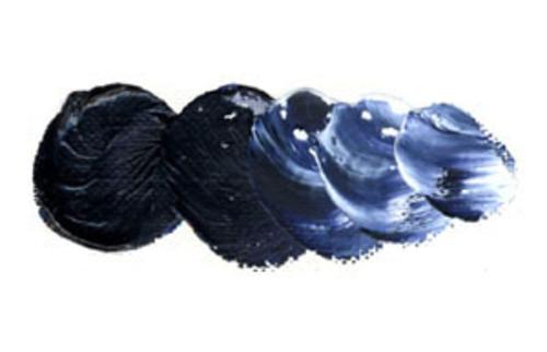 ホルベイン 油絵具9号(40ml) H357 ブルーブラック