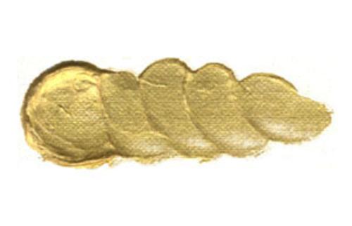 ホルベイン 油絵具9号(40ml) H390 ゴールド