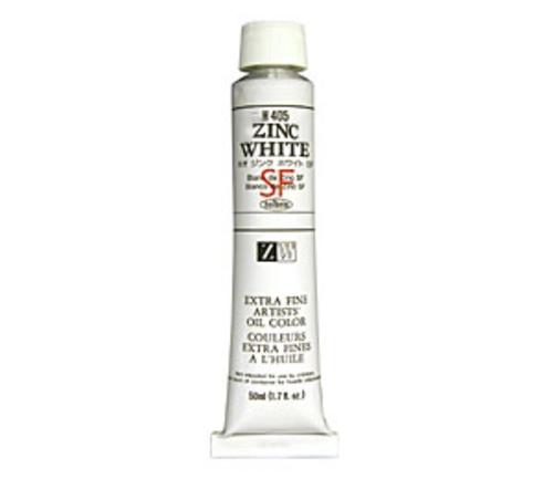 ホルベイン 油絵具10号(50ml) H405 ジンクホワイト