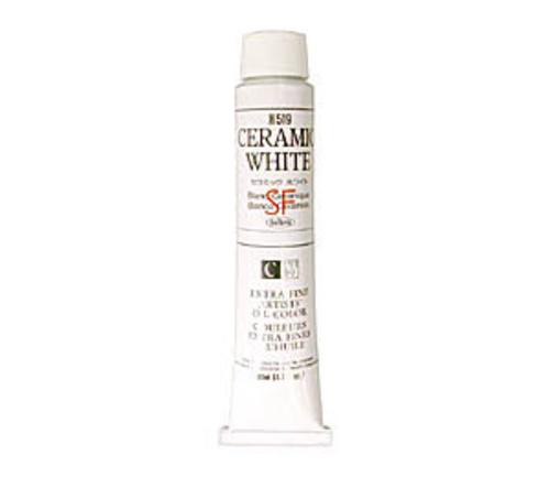 ホルベイン 油絵具20号(110ml) H519 セラミックホワイト