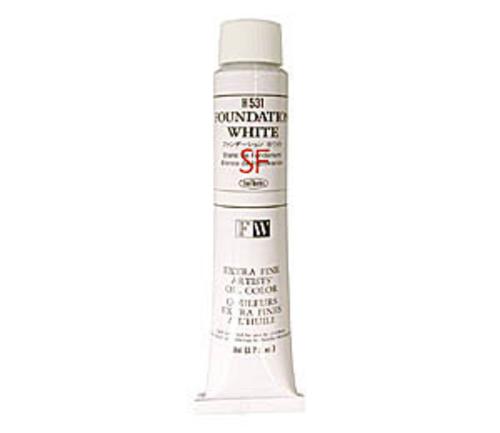 ホルベイン 油絵具20号(110ml) H531 ファンデーション ホワイト