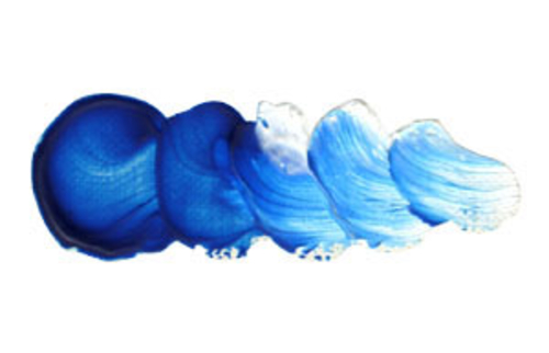 ホルベイン 油絵具6号(20ml) H813 [透明カラー]ブルー