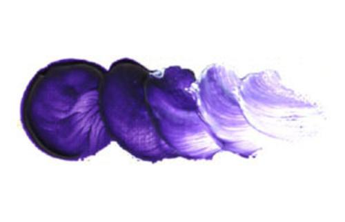 ホルベイン 油絵具6号(20ml) H819 [透明カラー]バイオレット