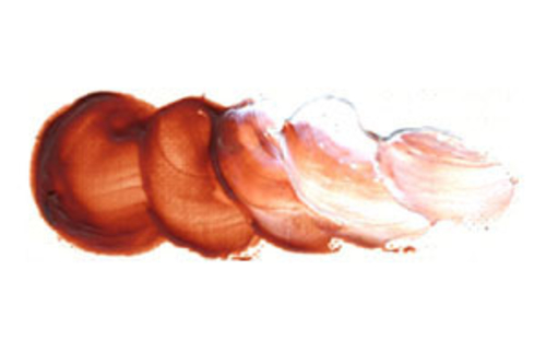ホルベイン 油絵具6号(20ml) H822 [透明カラー]ブラウン