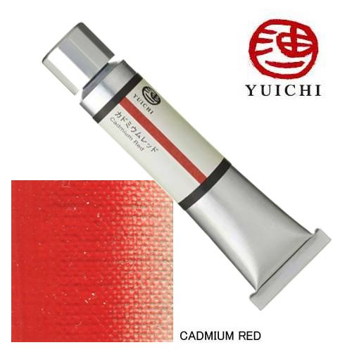 ホルベイン油絵具[油一]20ml カドミウムレッド(Y002)