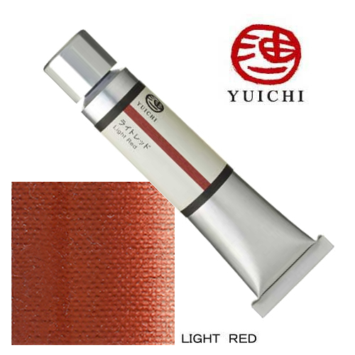 ホルベイン油絵具[油一]20ml ライトレッド(Y051)
